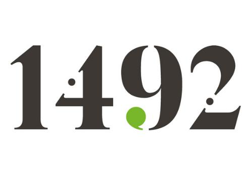 1492 logo